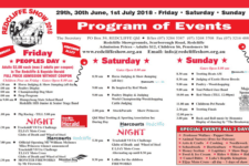 Redcliffe Show Program